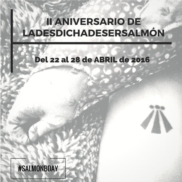 aniversariosalmon instagram y twitter